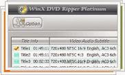 WinX DVD Ripper Platinum [DISCOUNT 50% OFF] 7.5.10