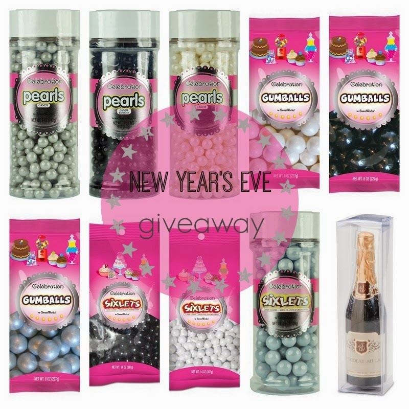 $85 New Year's Eve Party Pack Giveaway