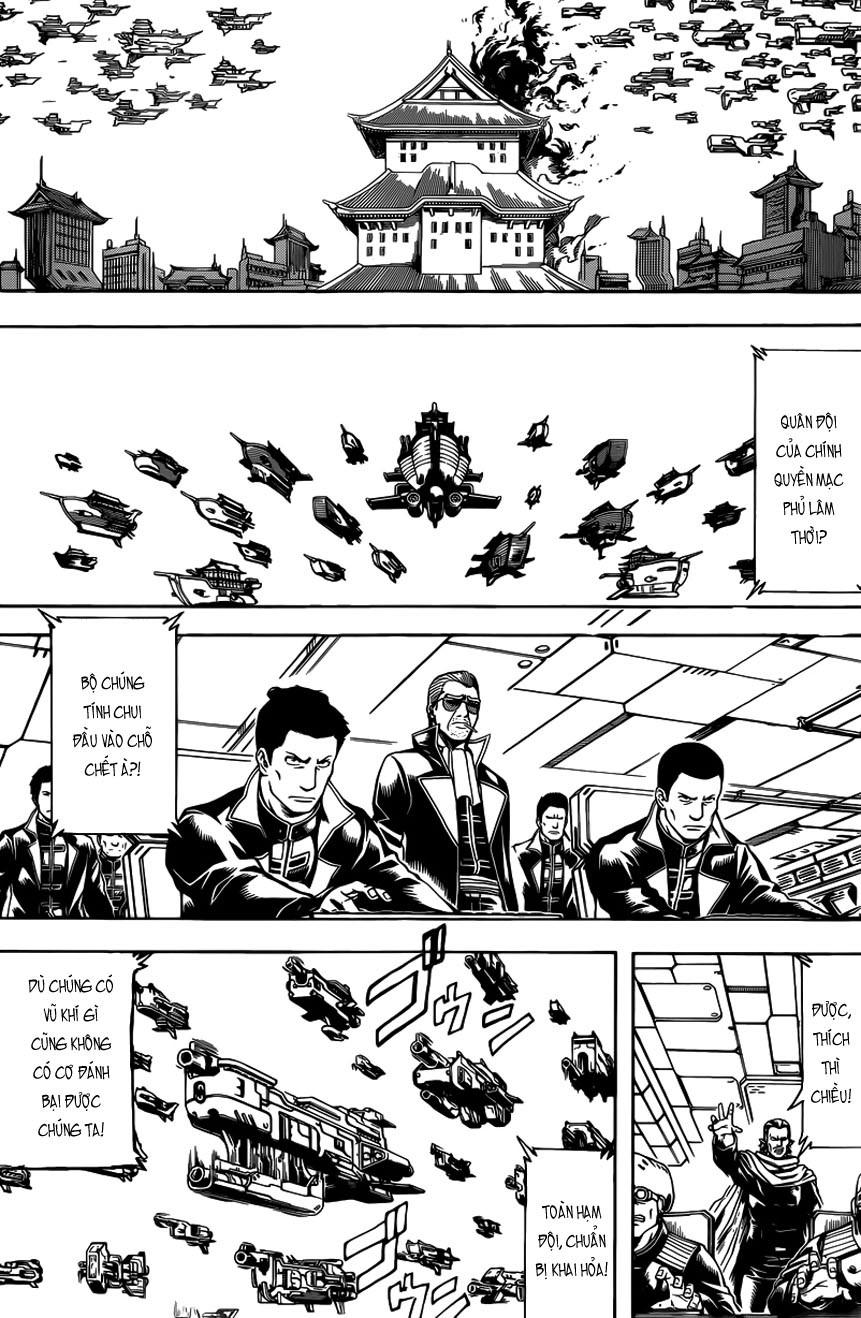 Gintama Chap 607 - Trang 10