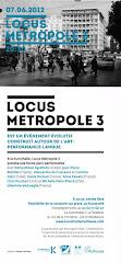 LOCUS METROPOLE le 7 juin 2012 à la KUNSTHALLE Mulhouse