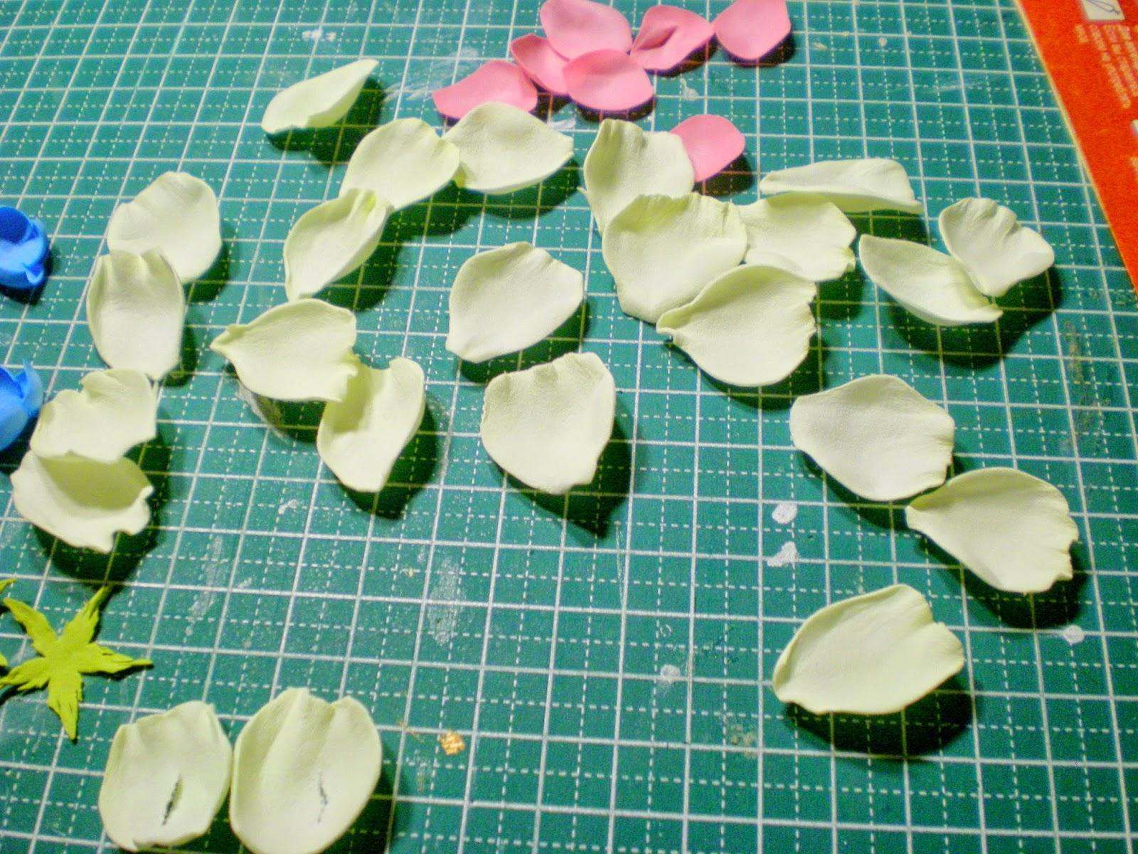 Делаем листочки для роз Страна Мастеров 61