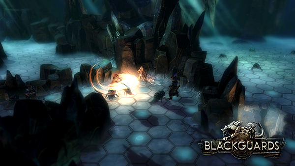 Blackguards - FLT With Crack screenshot 2