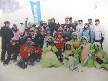 Ski contest