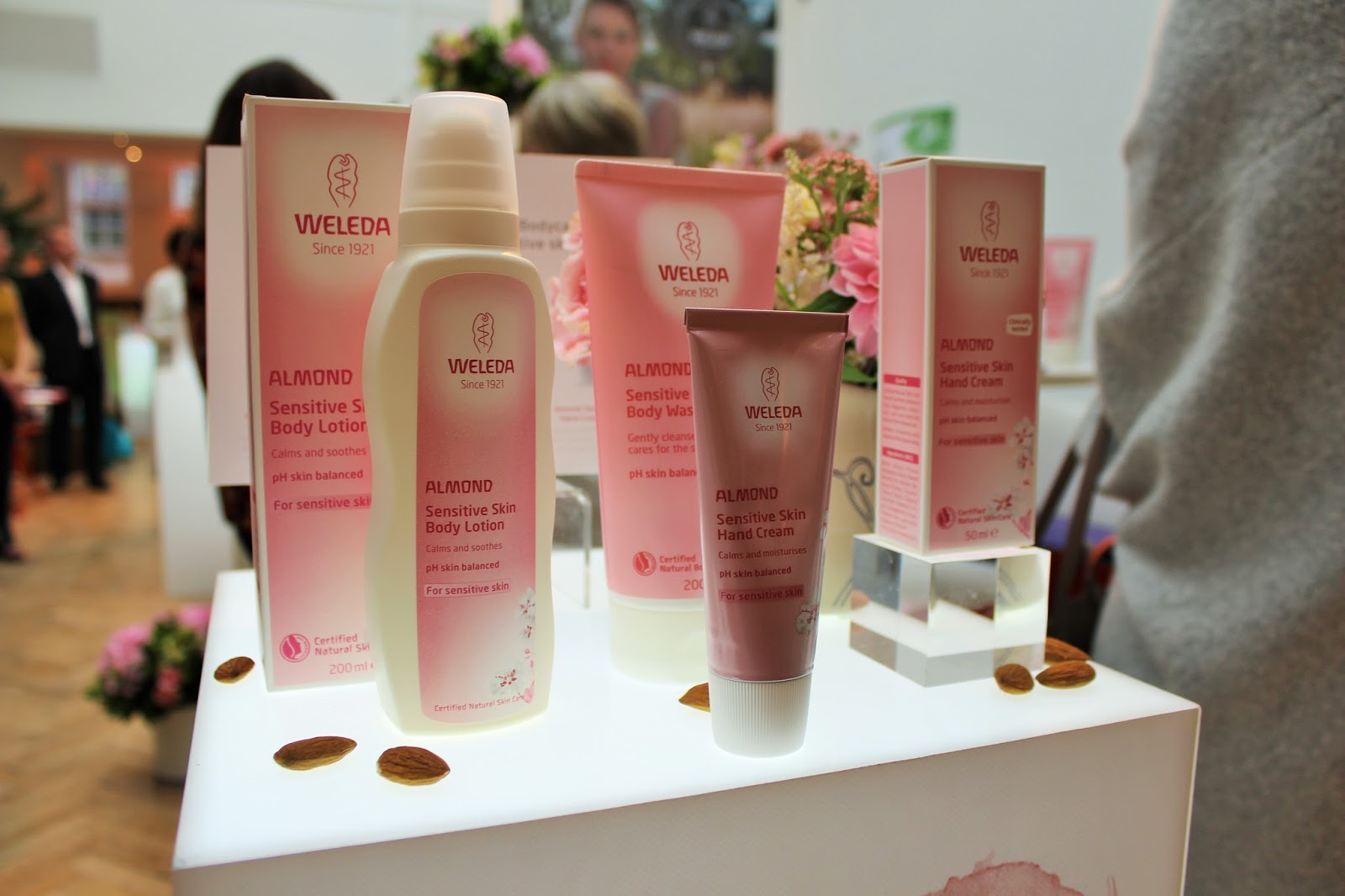 Pegasus Beauty Showcase - Weleda