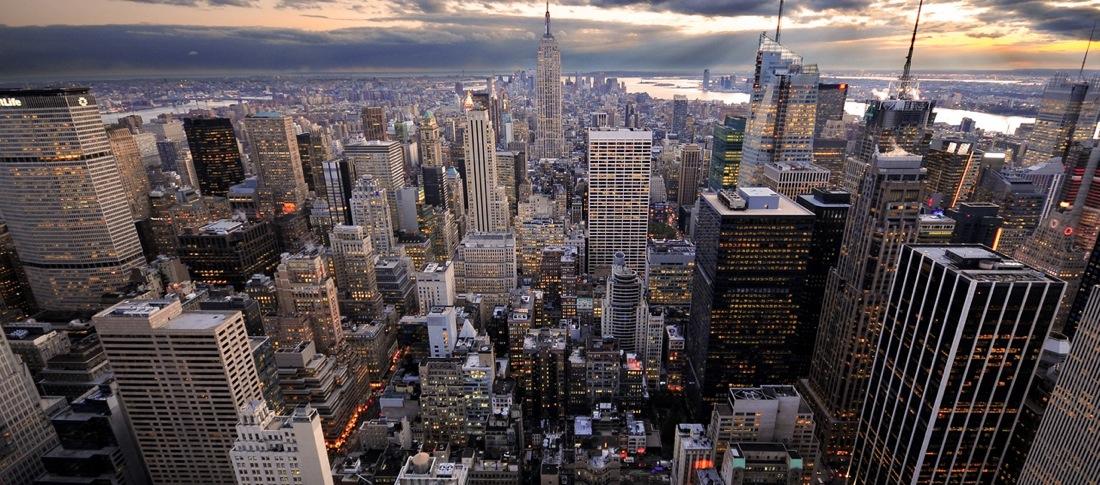DUYGU NEW YORK'TA!