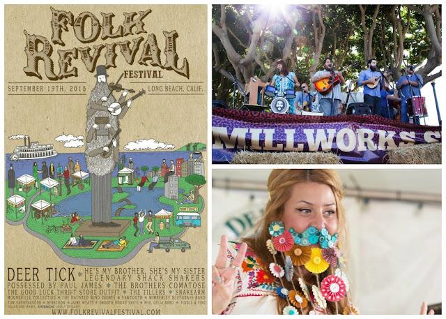 Long Beach Folk Revival Festival 2015 Ticket Giveaway