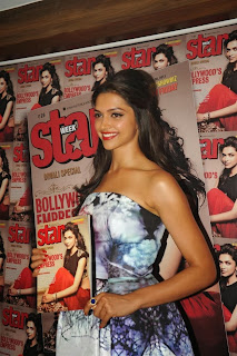 Actress Deepika Padukone Latest Pictures at Starweek Magazine Diwali Special Edition Launch 0027.jpg