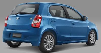 Harga dan Spesifikasi Mobil Toyota Etios Terbaru