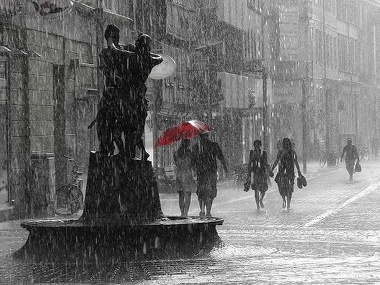 Rain in Europe
