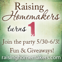 Raising Homemakers