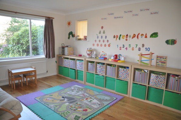 Morgan's Milieu | Home Exchange Membership Giveaway: Photo of a kids playroom