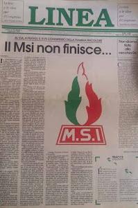 Linea anno 2 numero 1 gennaio 1995