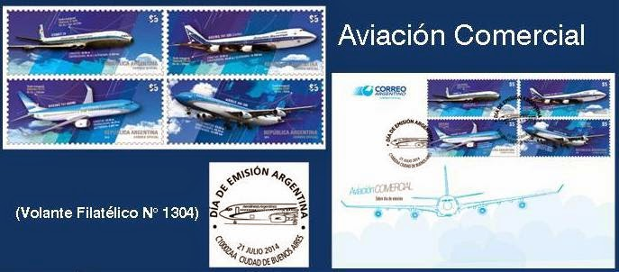 Argentina: Aviacion Comercial