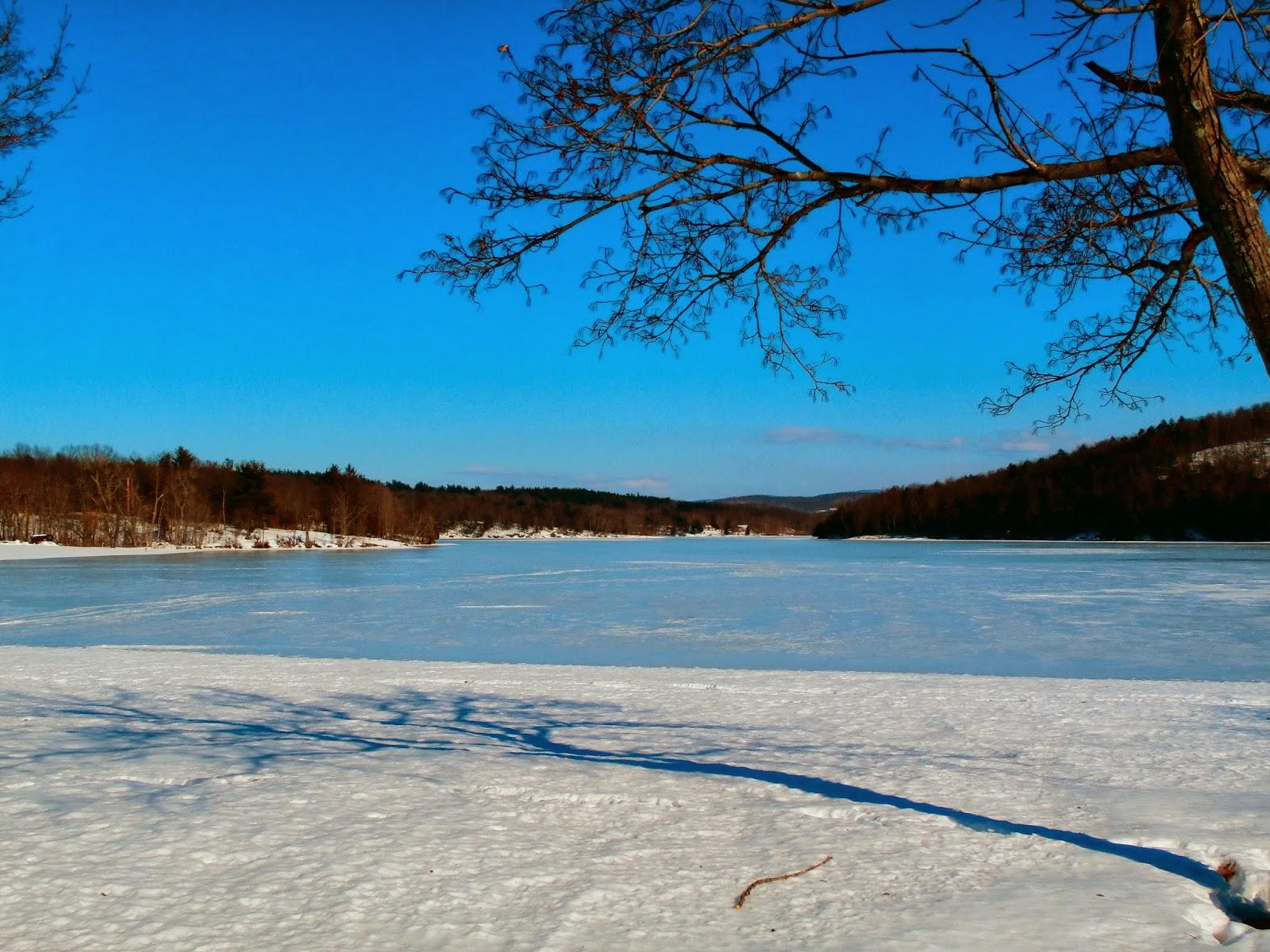 Walking Man 24 7 Lake Taghkanic State Park
