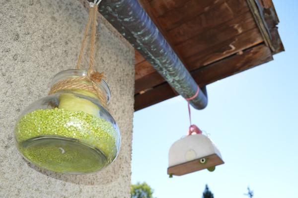 hanging outdoor lamp