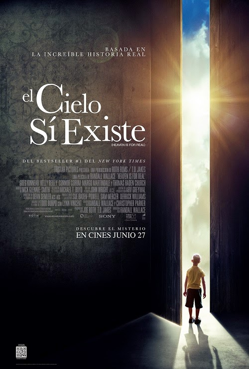 EL-CIELO-SI-EXISTE-Sony-Pictures-2014-pelicula-poster