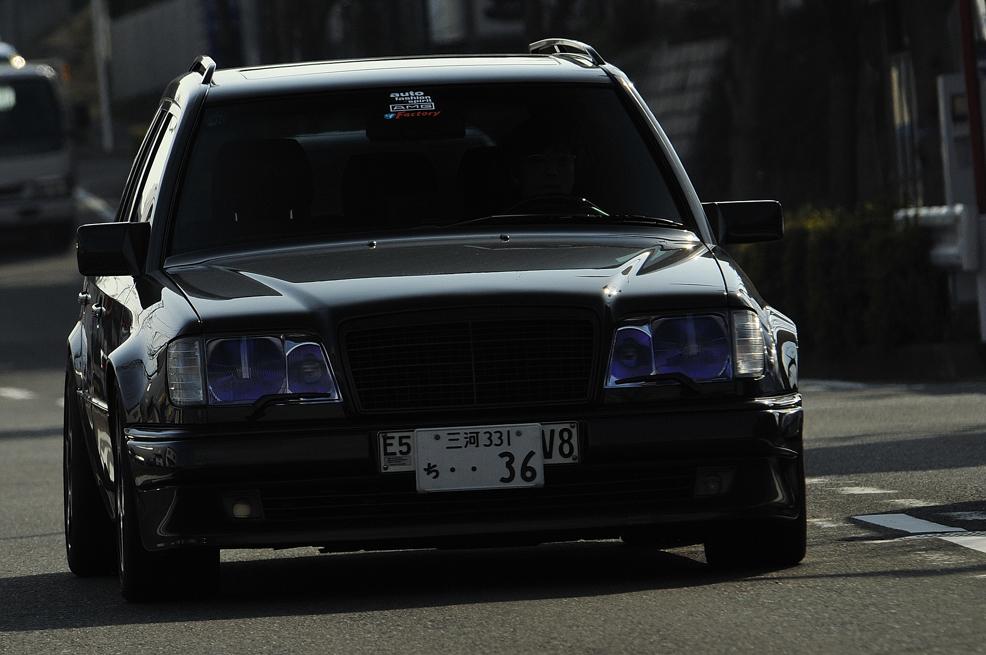 AMG  E320T 3,6 の凝縮されたその魅力。