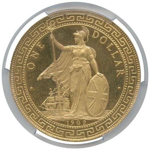gold trade dollar