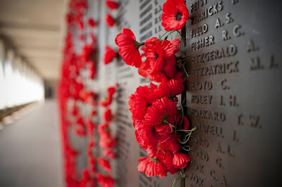 Images of remembrance day 2015