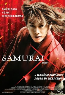 Download Samurai X: O Filme BDRip Dublado (AVI e RMVB)