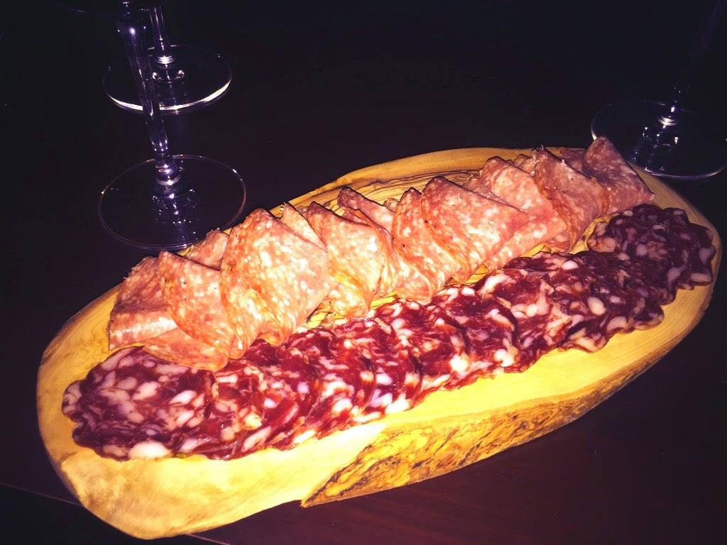 Veeno Leeds italian meats