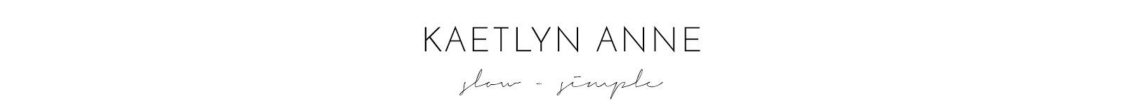 Kaetlyn Anne