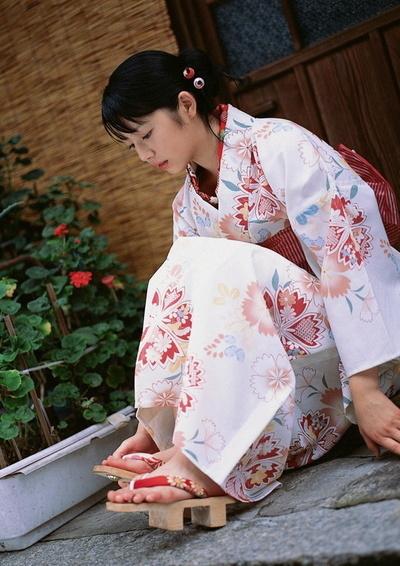 Yukata, Pakaian Tradisional Jepang