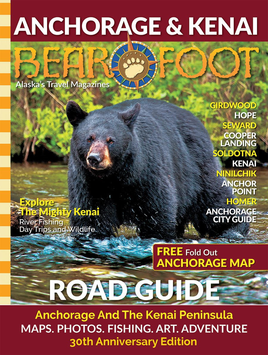 2017 Anchorage & Kenai Bearfoot EBook