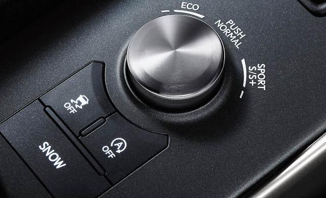 2016 Lexus IS350 F Sport Changes