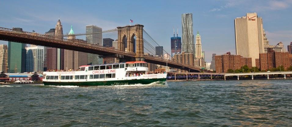 Cruceros en Nueva York con visita de monumentos