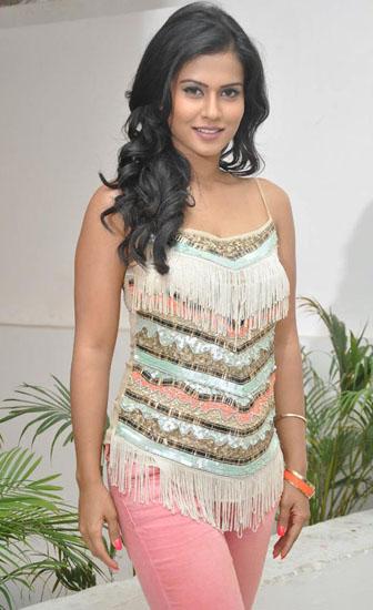 kevvu keka movie heroine sharmila mandre pics5