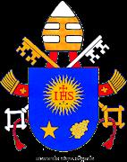 Ayer se dio a conocer oficialmente. el escudo que usará Francisco I, francisco pont max