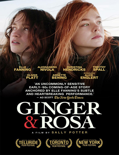 Ginger and Rosa – DVDRIP SUBTITULADO