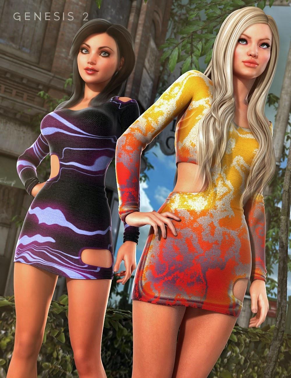 Genèse 2 Femme Clubbing Bundle