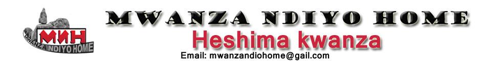 Mwanza Ndiyo Home