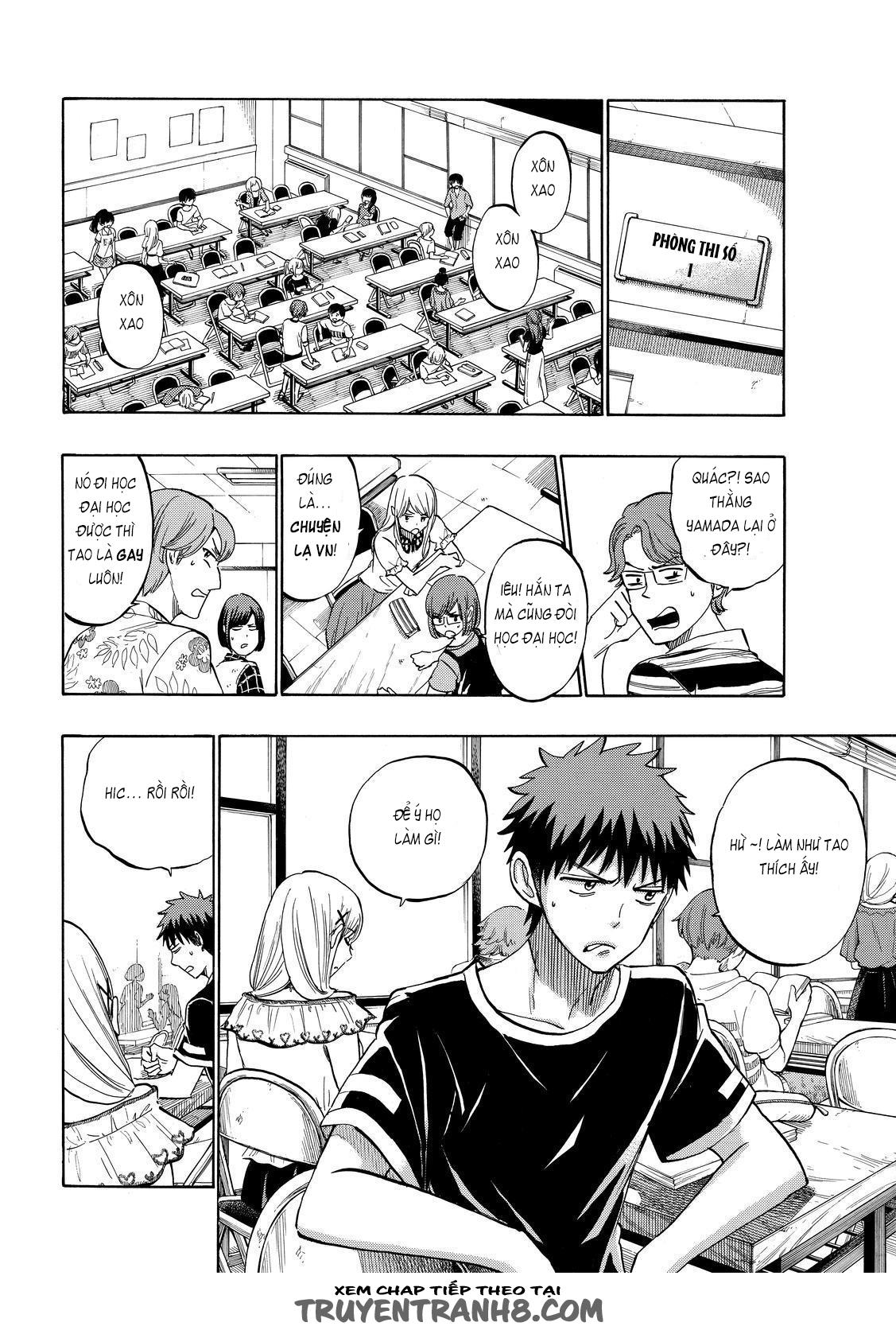Yamada-kun to 7-nin no majo chap 227 page 6 - IZTruyenTranh.com