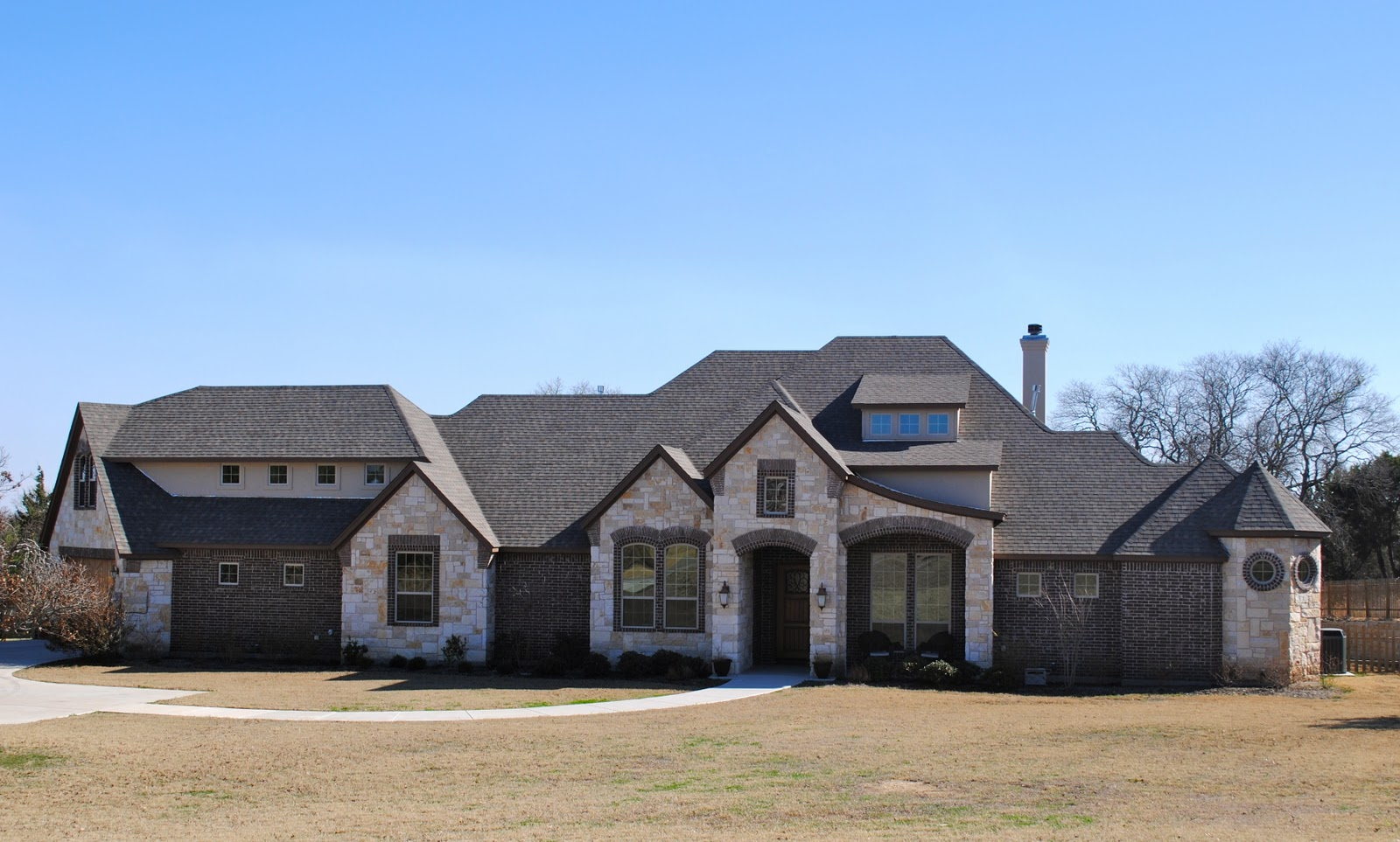Trinity Classic Homes Woodlands Of Parker County