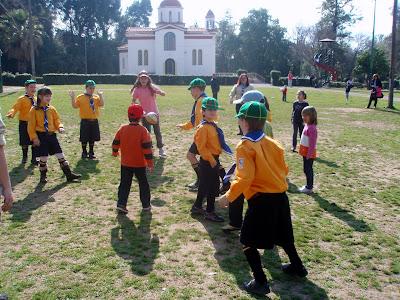 Ξαναζωντάνεψε το πάρκο με πρωτοβουλία των προσκόπων