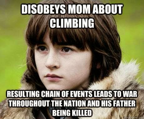 bran meme game of thrones
