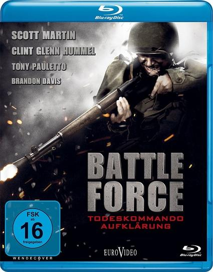 Battle Force (2011) BRRIp