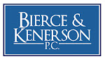 Sponsored by Bierce & Kenerson, P.C.
