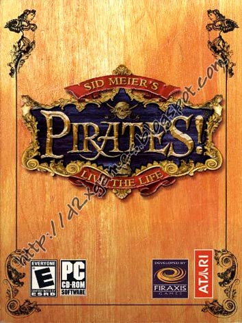 Free Download Games - Sid Meiers Pirates