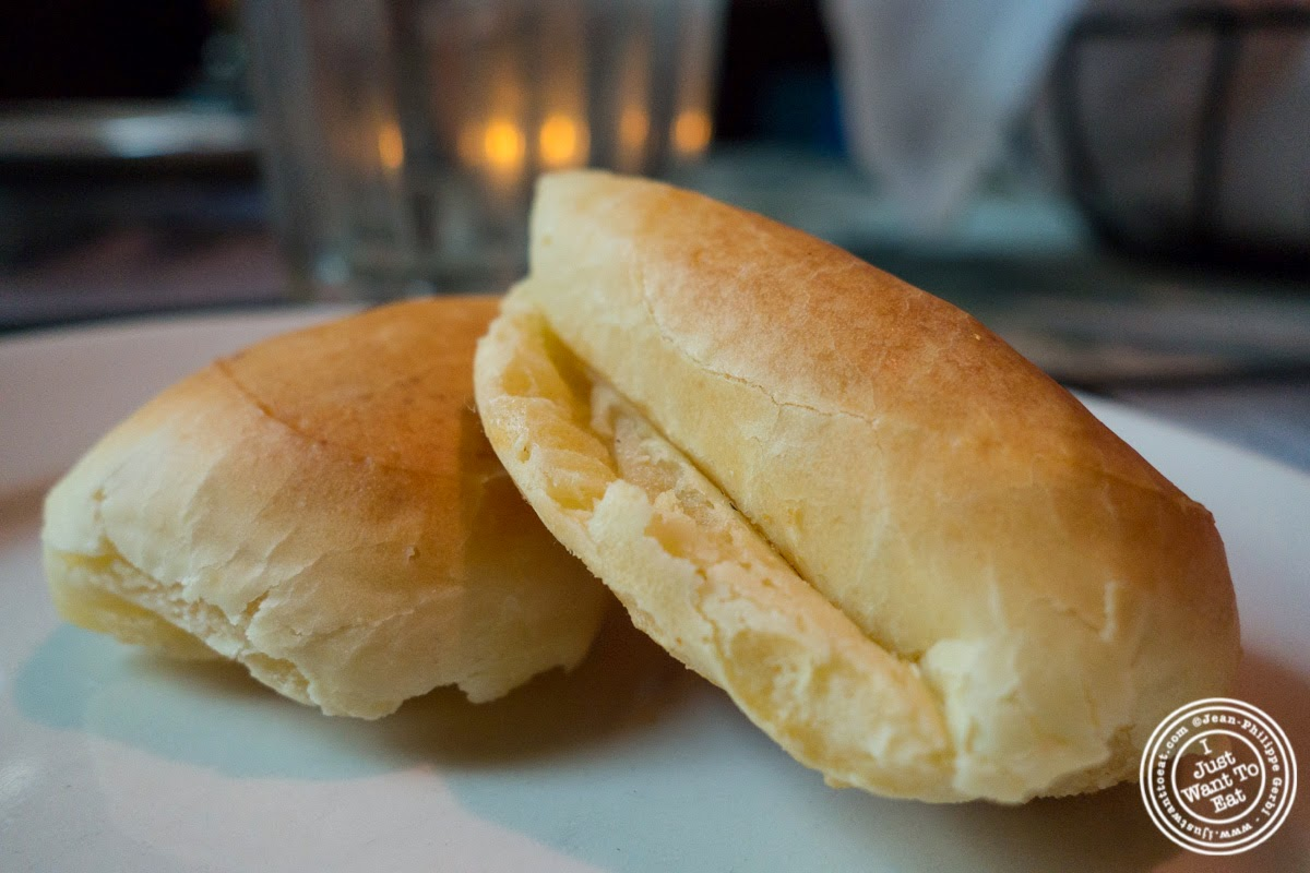 image of cheese bread at Sounds Of Brazil SOB's in NY, New York