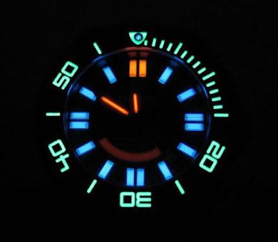 Relojes de tritio