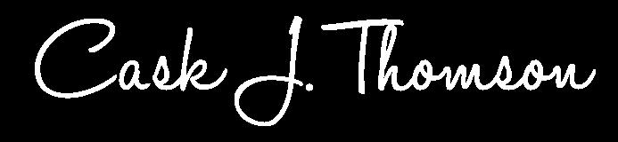 Cask J. Thomson