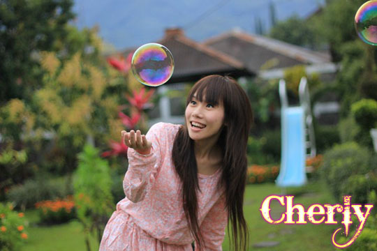 foto cherly cherry belle