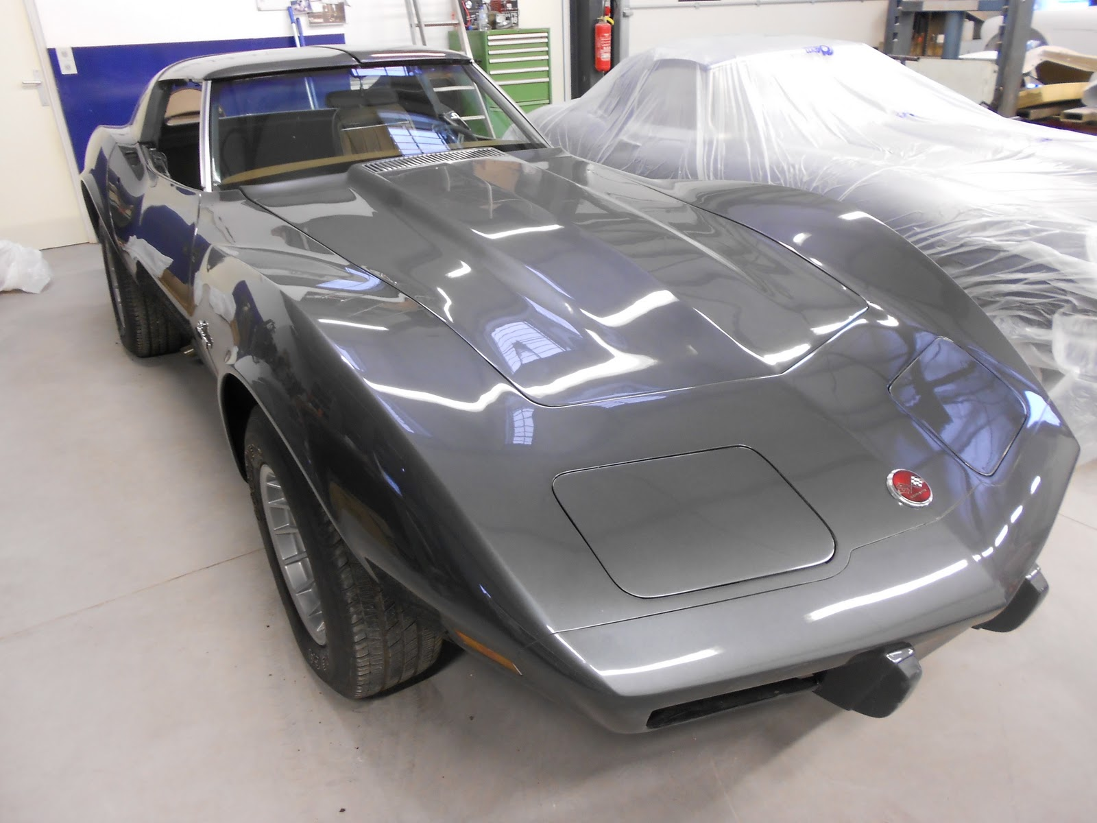 gp classic carrosserie restauration automobile corvette c3. Black Bedroom Furniture Sets. Home Design Ideas