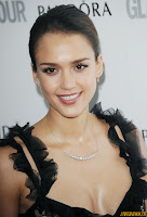 Jessica Alba Glamour Women of the Year Awards in London