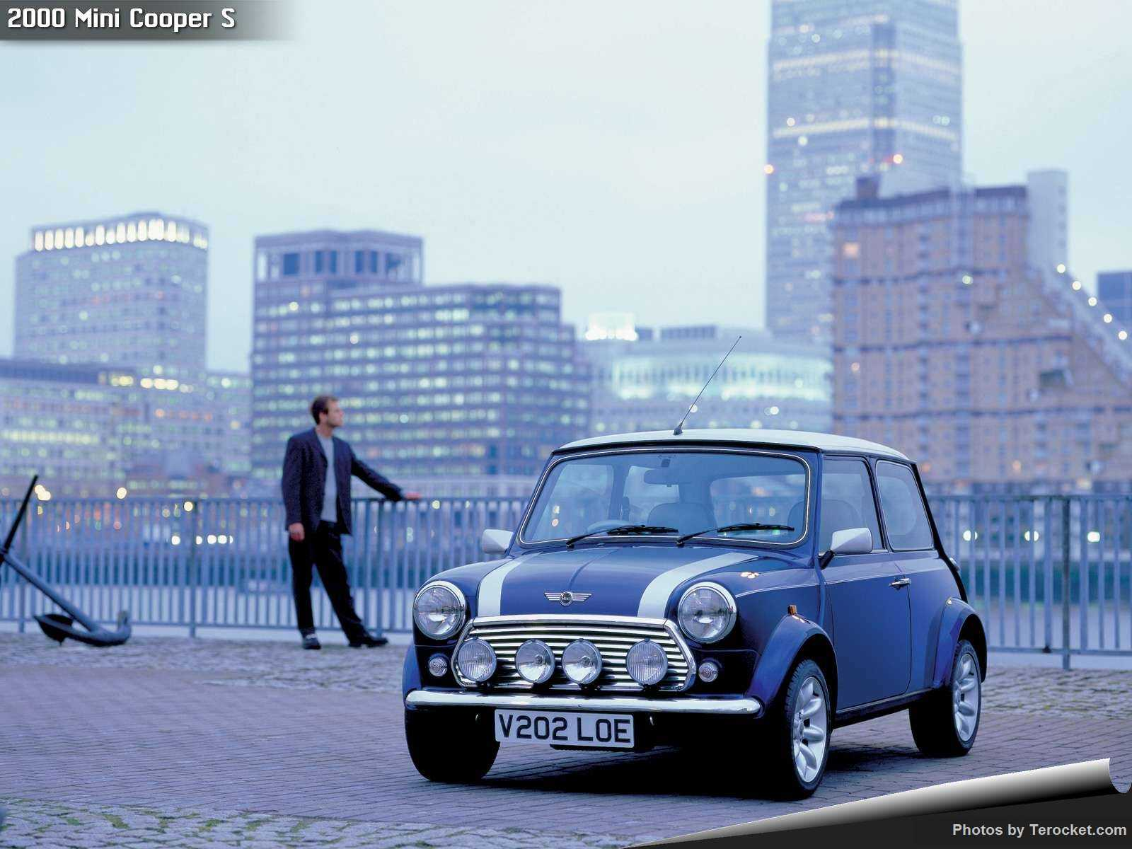 Hình ảnh xe ô tô Mini Cooper S 2000 & nội ngoại thất
