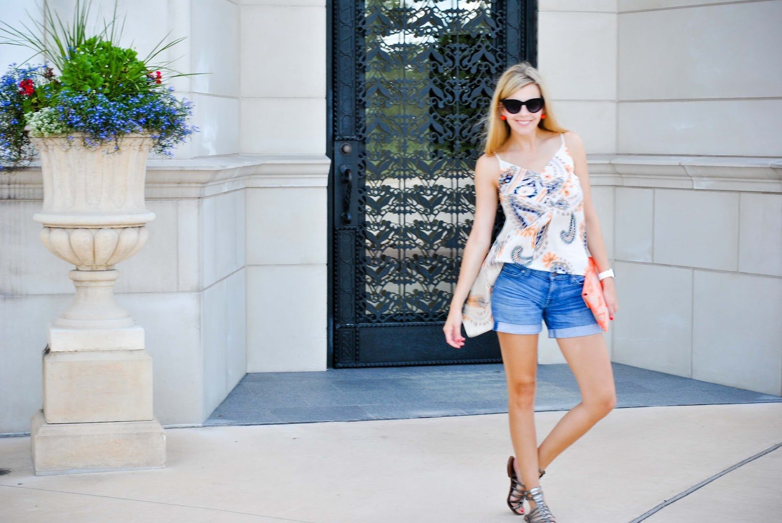 Gladiator Sandals - The Chic Burrow